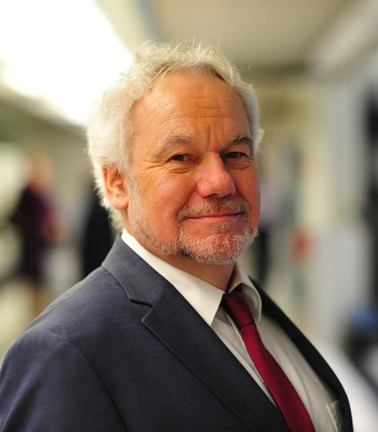 Prof. Mag. Karl Schiefermair; Mitglied des wissenschaftlich-kulturellen Beirats von ISCO