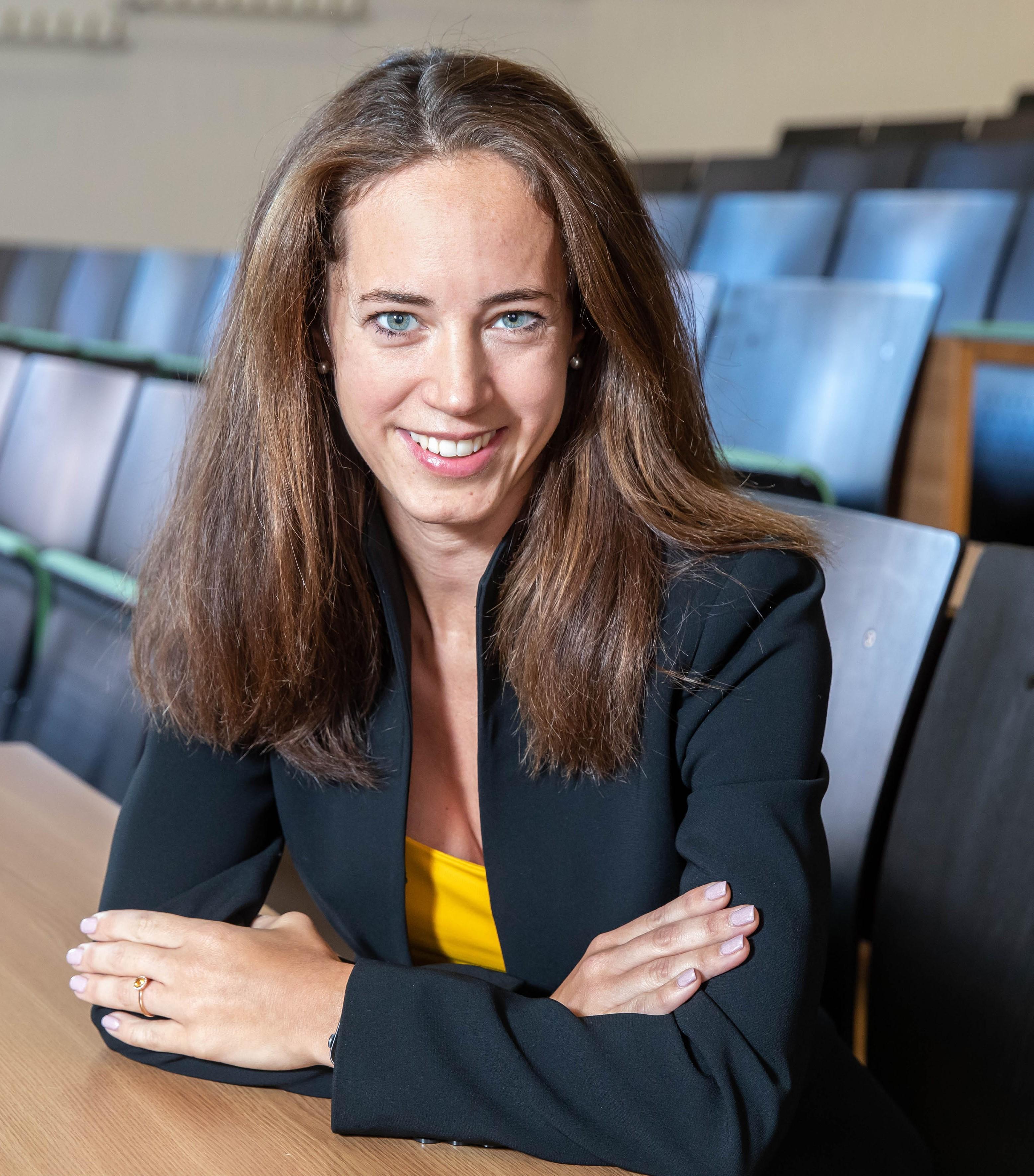 Prof.in Dr. Johanna Anzengruber, Mitglied im wissenschaftlich-kulturellen Beirat von ISCO