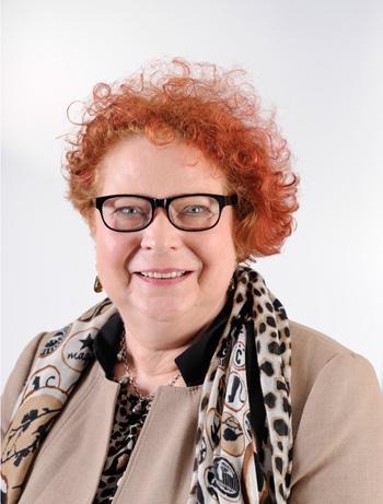 OKRin a.D. Cornelia Coenen-Marx, Mitglied im wissenschaftlich-kulturellen Beirat von ISCO