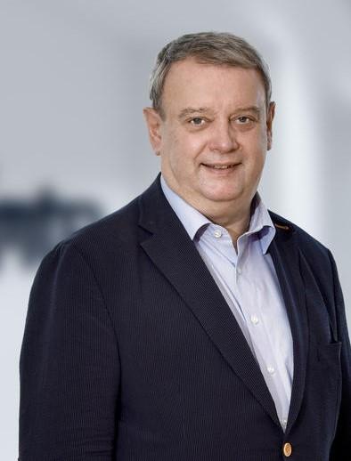 Prof. Dr. med. Dr. dent. Dr. H.c. Hans-Florian Zeilhofer, Mitglied des wissenschaftlich-kulturellen Beirats von ISCO