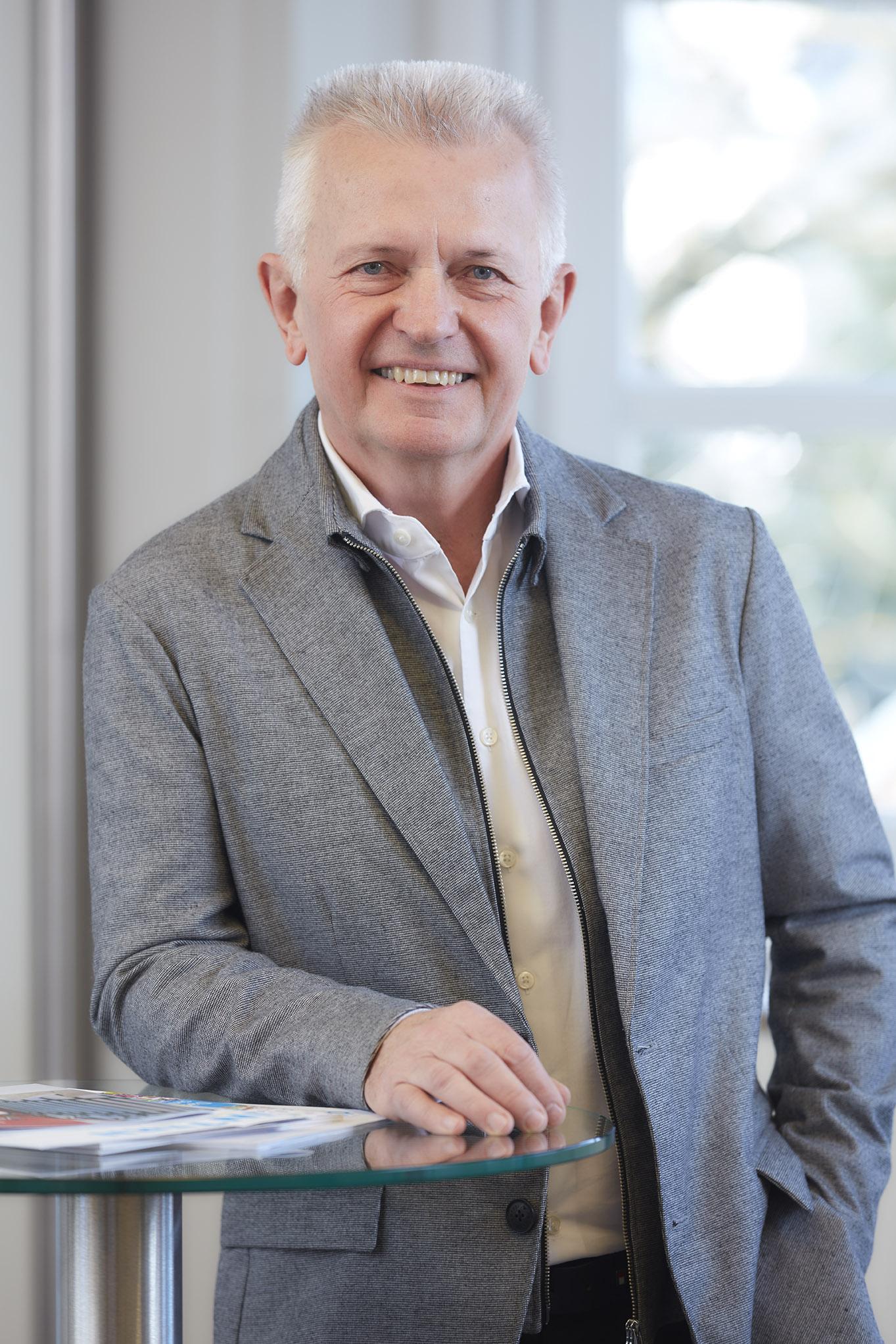 Mag. Josef Scharinger, Mitglied im wissenschaftlich-kulturellen Beirat von ISCO