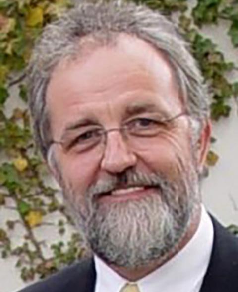 Pastor Dr. Stefan Stiegler, Mitglied des wissenschaftlich-kulturellen Beirats von ISCO