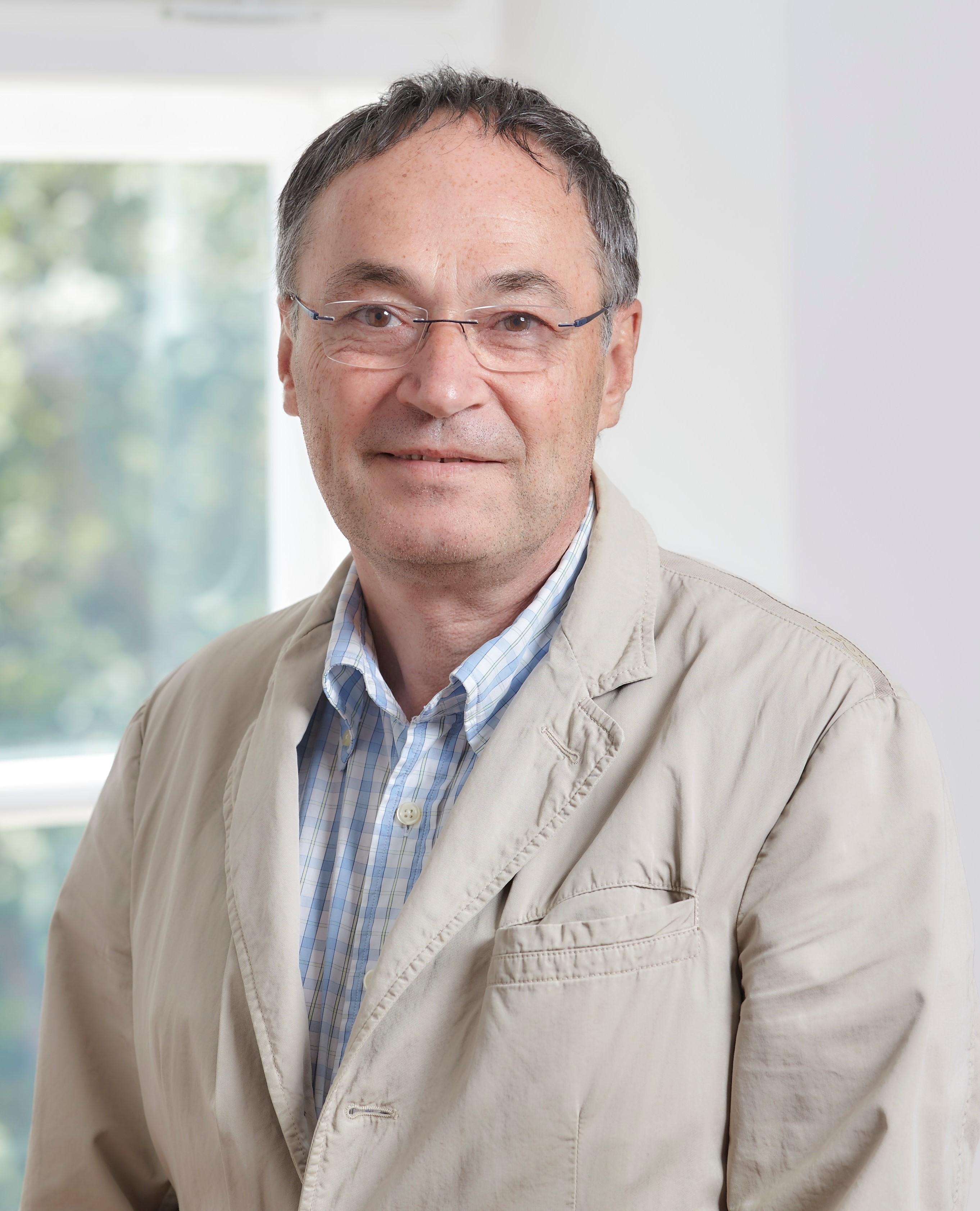Dr.theol. Thomas Pitters; Mitglied des wissenschaftlich-kulturellen Beirats von ISCO