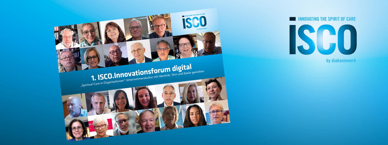 """1.ISCO.Innovationsforum zum """"Nachsehen"""""""