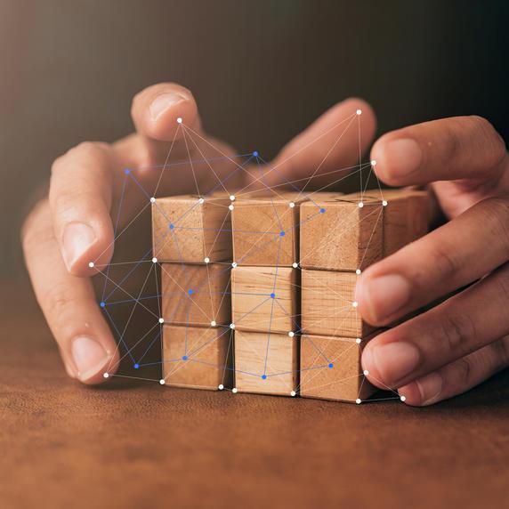 Verschiedene Bausteine fügen das innovative Potential von ISCO - Spiritual Care in Organisations zusammen