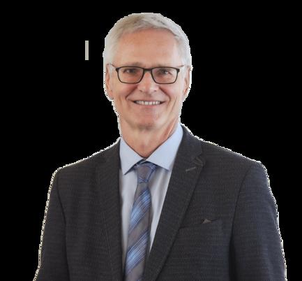 Portrait Dr. Rainer Wettreck, Pfr. Dipl.Psychologe und Vorstand Diakoniewerk