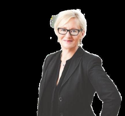 Portrait Mag.a Susanne Gringinger MAS